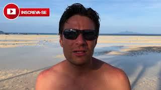 Sujeira nas Praias: Faça a Sua Parte!
