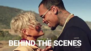 Gambar cover AGNEZ MO - Overdose Ft. Chris Brown (Behind The Scenes)