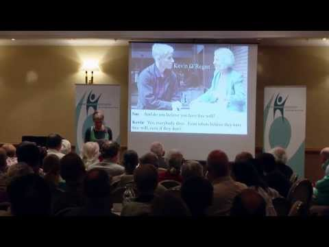 BHA Annual Conference 2013: Susan Blackmore on Free Will ...