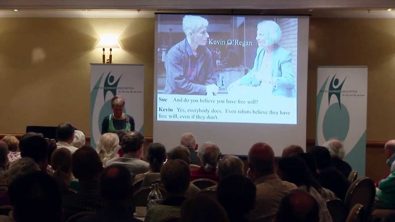 BHA Annual Conference 2013: Susan Blackmore on Free Will