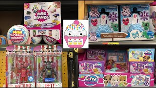 Toy Hunt #202 Shopkins Real Littles Tinky Tukkins Roblox FNAF Zuru 5 Surprise LPS Build a Bear