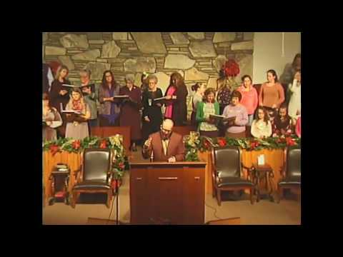 Pastor Tony Shirley- Bless Your Holy Name