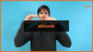 STATISTIQUE - PROBABILITÉ - Médiane