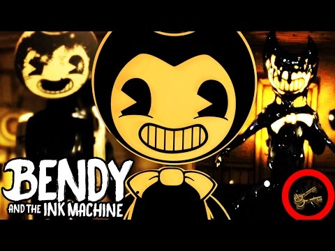 bendy and the ink machine chapter 2 walkthrough