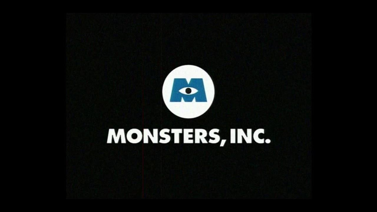 monsters inc logo nonslogan variant 1992 2004