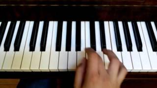 Я тебя бум бум бум на пианино)☺
