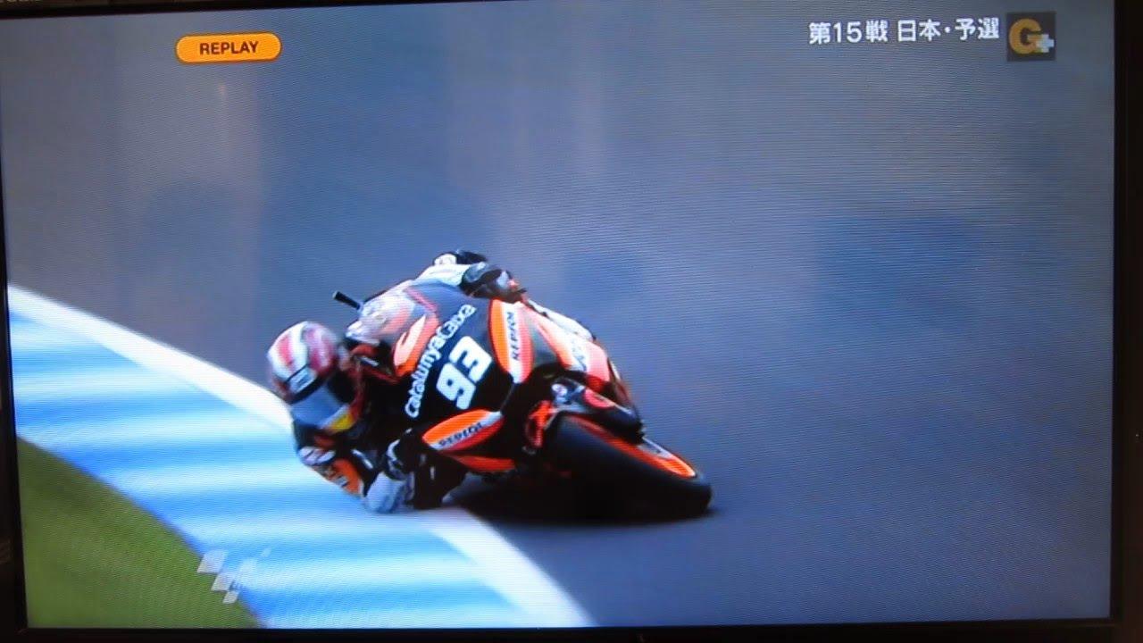 画像: 神業 miracle Moto2, 2011, Fastest Marc Marquez elbow-sliding,Bradley Smith, Thomas Luthi youtu.be