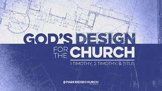 Parkridge Worship Service 7-11-2021 10:30am