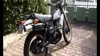 Restauration de ma 1er Yamaha 500XT