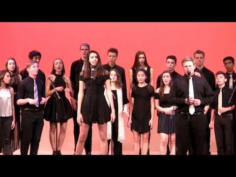 RISE Katy Perry  Acton Boxborough High School  Cabaret night 2017