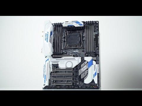 Workstation Upgrade Part 1 – Gigabyte's X99 Designare EX
