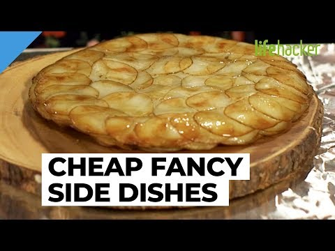 Simple Side Dish Recipes | Cheap Dinner Party