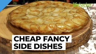 Gambar cover Simple Side Dish Recipes | Cheap Dinner Party