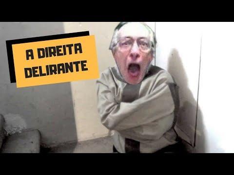 A DIREITA DELIRANTE: OLAVO DE CARVALHO, NANDO MOURA, BERNARDO KÜSTER, PAULA MARISA, BOLSONARO, MBL