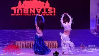 Gambar cover Kaan Albayraj & Anna - Belly Dance Show   IIDF 2018