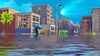 TILTED TOWERS IS NOW FLOODED!? WTF! (Fortnite Funny Fails and WTF Moments) #2