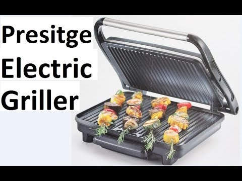 Prestige Electric Griller Sandwich Maker Toaster How To Use Electric Griller By Raks Food Diaries Youtube