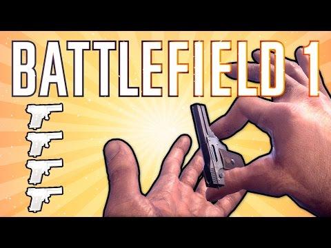 Quad Feed with Every Gun! (Battlefield 1)