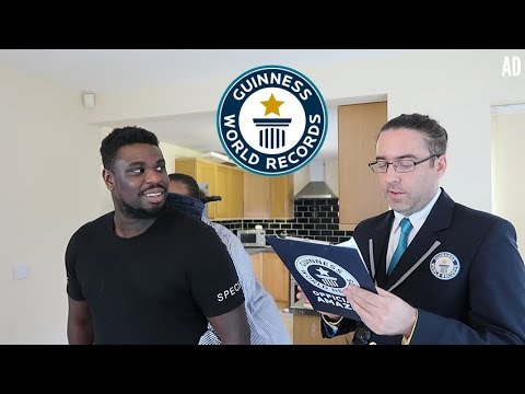 We attempt a Guinness World Records™ title
