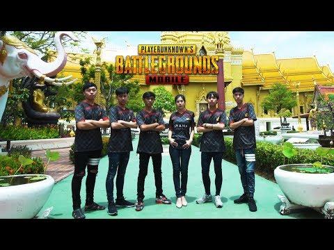 RRQ ATHENA - PUBGM DIVISION THAILAND