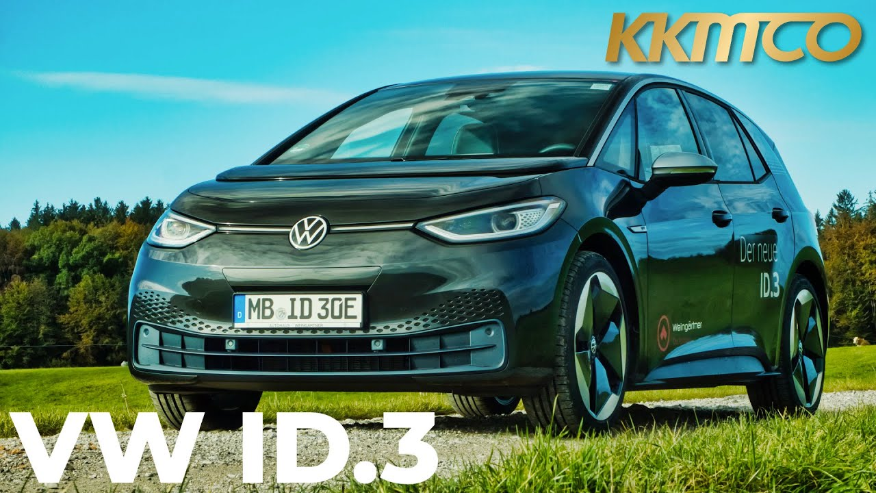 VW ID.3   Erster Eindruck   Review