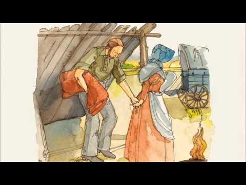 The Mormon Pioneers Go to the Salt Lake Valley