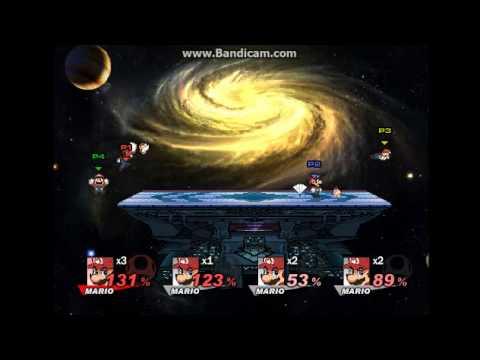 Super smash flash 2 part 32 demo v0 8b mario gameplay part 2