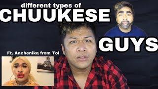 CHUUKESE: Different types of Chuukese Guys