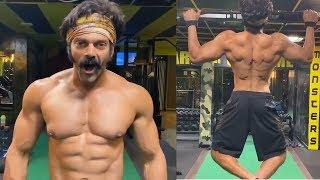 Actor Arya shared Stunning Transformation Video | Rajinikanth New Movie | Arya Workout Video | FL