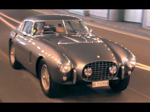 Classic Supercars in Monaco