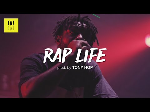 (free) 90s Old School Boom Bap type beat x hip hop instrumental   'Rap Life' prod. by TONY HOP