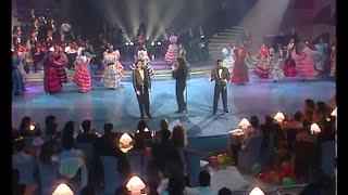 """Los Cantores de Híspalis - """"Medley de Sevillanas"""" (Flamenco / España)"""