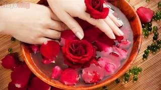 Razones para beber agua de rosas