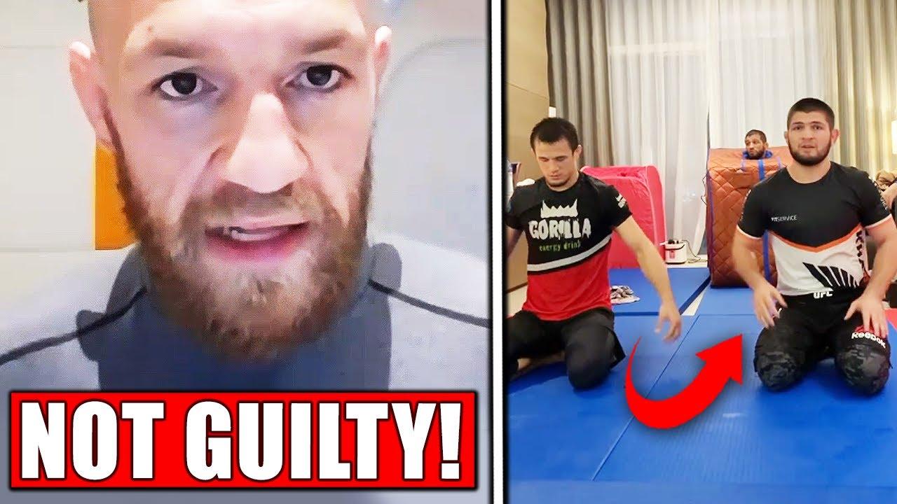 BREAKING! Conor McGregor in LAWSUIT dispute, Khabib competes in push-up battle, Michael Chandler