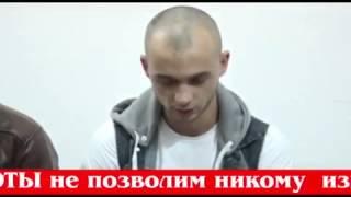 Жестокая казнь чеченцов
