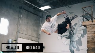 How To Bio 540 On Skis