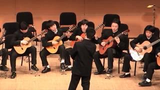[2003a] Boccherini - Fandango G.448 ファンダンゴ (Guitar Orchestra) HD ※差替版