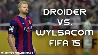 Wylsacom vs. Droider в FIFA 15 #NextGameChallenge