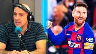 Maldini y su TOP-5 de mejores partidos de Messi con el Barcelona | El Partidazo de COPE
