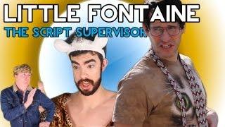 Little Fontaine - The Script Supervisor - Dust Bowl Kids