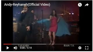 Andy-Reyhaneh(Official Video)