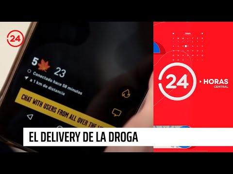 Reportajes 24: El delivery de la droga