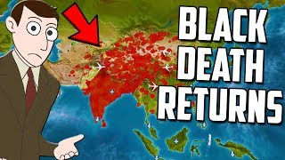 What if the Black Death Returned Today? Plague Inc Evolved