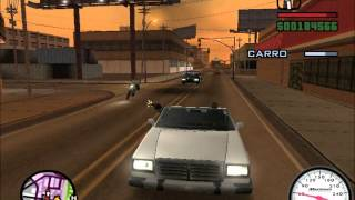 Detonado GTA San Andreas 86 ( Fim da Linha ) Parte 3