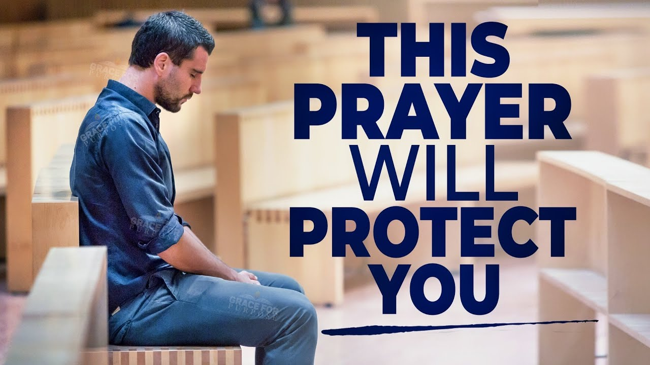 A Blessed Prayer For God's Protection | Pray This Everyday!