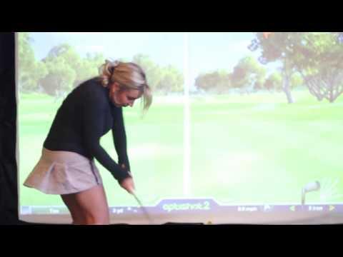 Platinum Golf Simulator Series Studio
