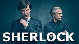 Шерлок 4 сезон, український трейлер.