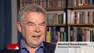 Andenken/Erinnerung * WDR * Schalke trauert um Rudi Assauer (Schalke 04)