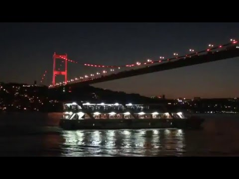 Night Bosphorus Tour in Istanbul, Adore Tourism