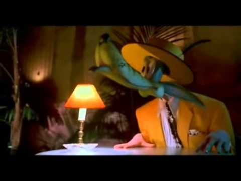 the mask wolf jim carrey